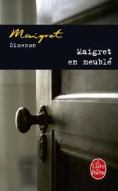 Maigret en meuble by Georges Simenon image