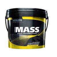 Horleys AWESOME MASS Protein Powder - Banana Split (3kg) - Aged Stock