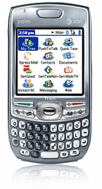 Palm Treo 680 GSM Quad Band SmartPhone
