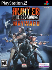Hunter: The Reckoning Wayward for PS2