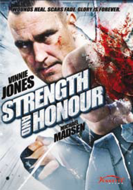 Strength and Honour on DVD image