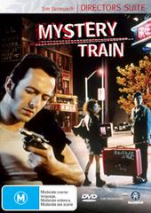 Mystery Train - Jim Jarmusch Collection on DVD
