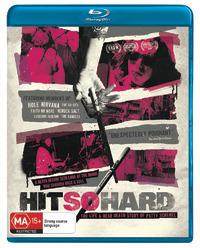 Hit So Hard on Blu-ray