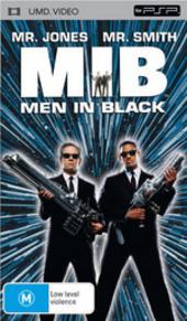 Men In Black for PSP