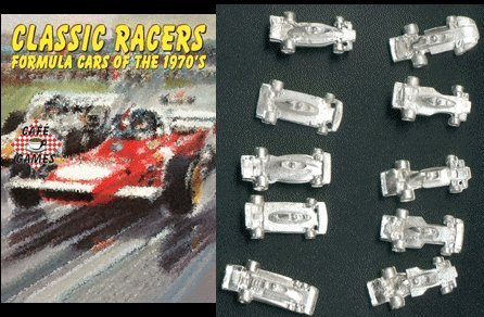 Vintage Racers - Formula Cars Of The 1970's