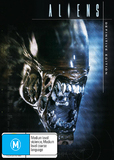 Aliens - Definitive Edition on DVD