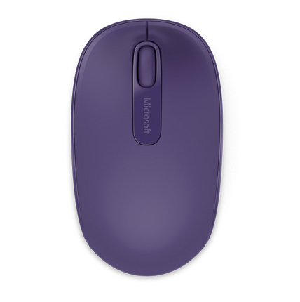 Microsoft Wireless Mobile Mouse 1850 (Purple) image