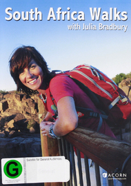 BBC South Africa Walks With Julia Bradbury on DVD