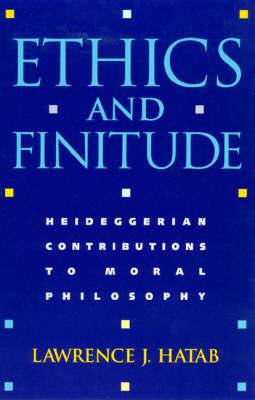 Ethics and Finitude