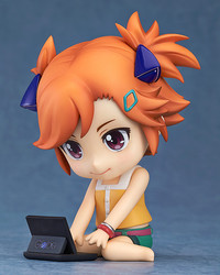 Captain Earth: Nendoroid Akari Yomatsuri - Articulated Figure image