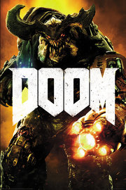 Doom: Maxi Poster - Cyber Demon (459)