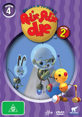 Rolie Polie Olie - Season 4: Vol. 2 on DVD