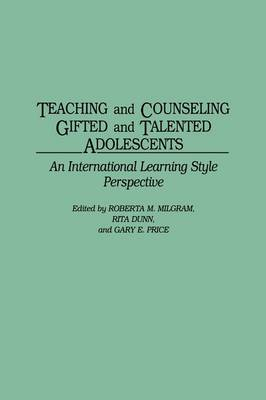 Teaching and Counseling Gifted and Talented Adolescents image