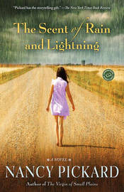 The Scent of Rain and Lightning by Nancy Pickard image