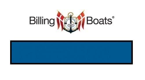 Billing Boats: Acrylic Paint - Cobalt Blue (22ml)