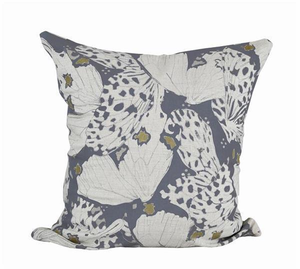 Raine & Humble Cushion Flutterby Cygnet - Grey (50X50cm)