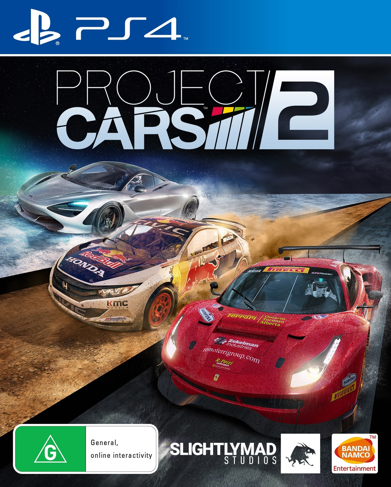 Project Cars 2 for PS4 image