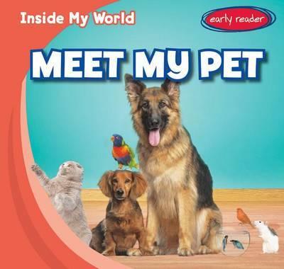 Meet My Pet by Tina Benjamin image