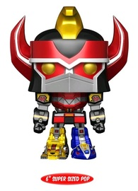 "Power Rangers - Mega Zord (Metallic Ver.) 6"" Pop! Vinyl Figure"