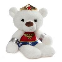 Gund Fuzzy Bear Wonderwoman
