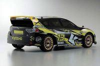 Kyosho EP FAZER VE-X 2007 Subaru Impreza RC 1/10 Car Readyset image