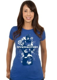 Overwatch It's Gonna Be Mei Women's Tee (Medium)