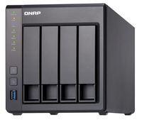 QNAP TS-431X-8G NAS, 4BAY (NO DISK), 8GB, AL-212 QC, USB, GbE(2),10GbE SFP+(1), TWR, 2YR image