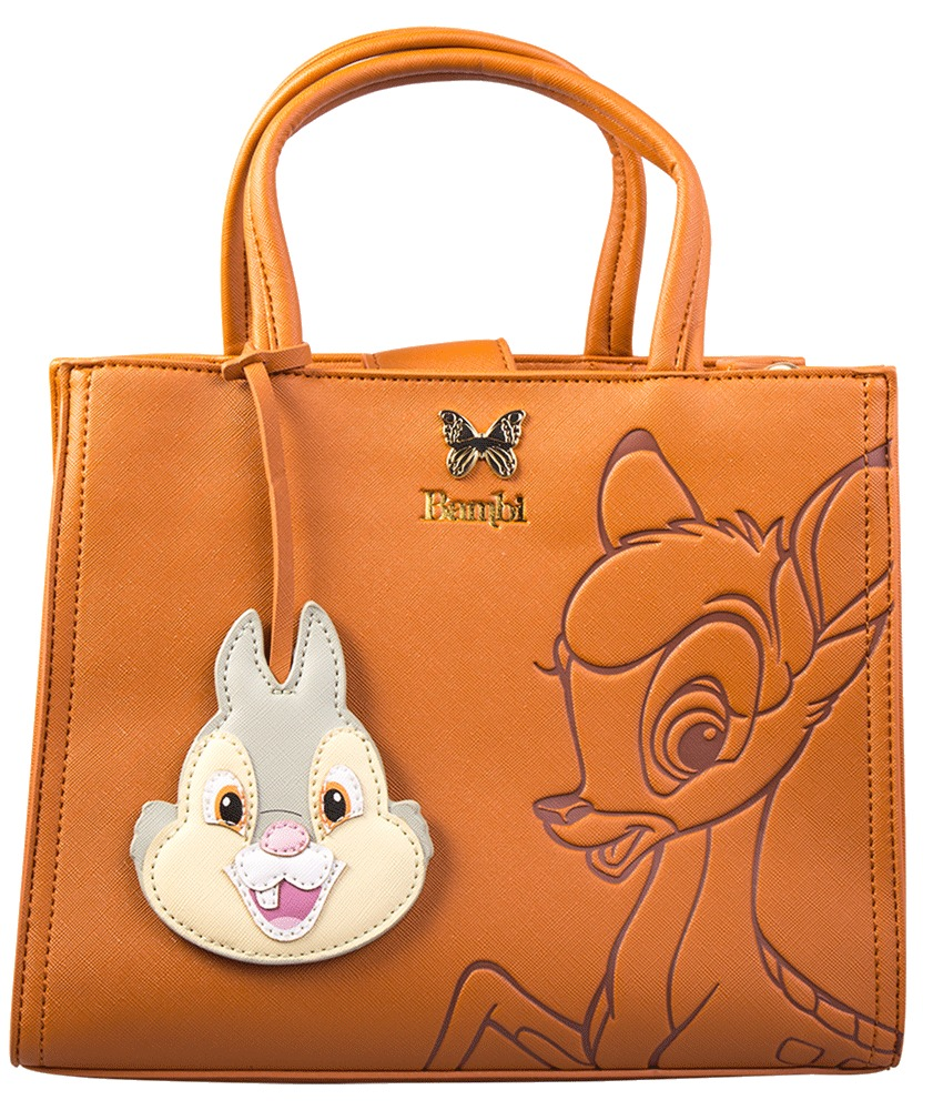 5e745aa4a3e Loungefly  Disney Bambi Embossed - Tote Bag image ...