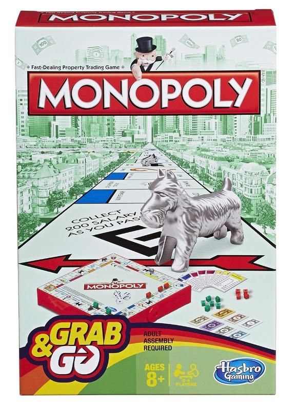 Monopoly - Grab & Go Edition