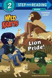 Lion Pride by Chris Kratt