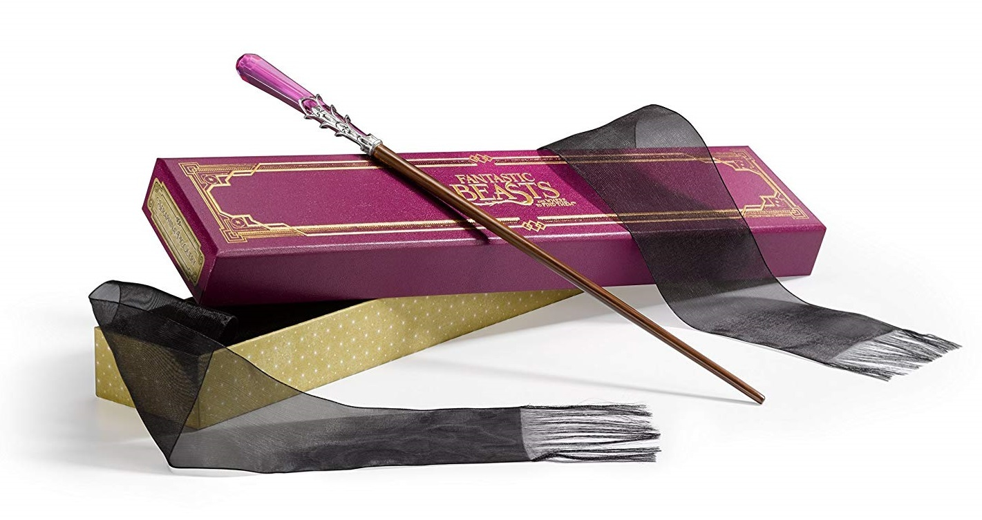 Fantastic Beasts: Premium Replica Wand - Seraphina Picquery image
