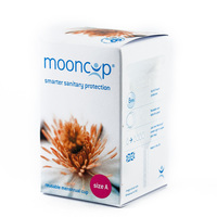 Mooncup Reuseable Menstrual Cup - Size A