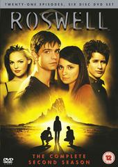 Roswell - Complete Season 2 (6 Disc Box Set) on DVD