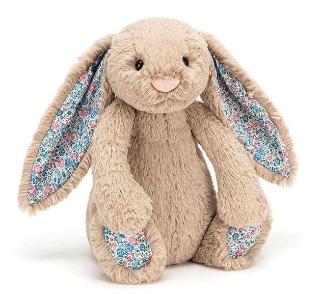 Jellycat: Bashful Bunny - Blossom & Beige