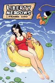 Liberty Meadows Volume 3: Summer Of Love (New Printing) by Frank Cho