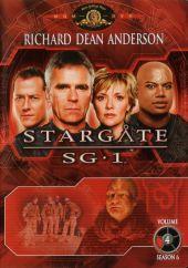 Stargate SG-1 - Season 6 Volume 4 on DVD