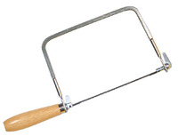 "Excel Coping Saw with Assorted Blades (7"" x 4 1/2"")"