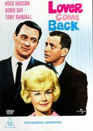 Lover Come Back on DVD image