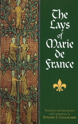 The Lays of Marie de France by Marie De France