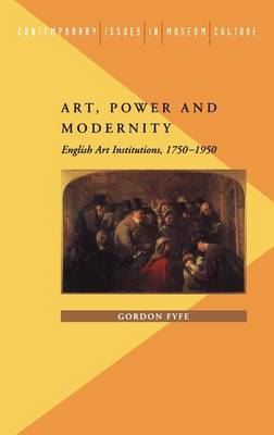 Art, Power and Modernity by Gordon Fyfe image