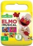 Sesame Street: Elmo The Musical on DVD