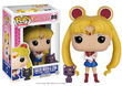 Sailor Moon - Sailor Moon w/ Luna Pop! Vinyl Figure