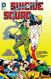 Suicide Squad Vol. 4 The Janus Directive by John Ostrander