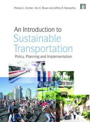 An Introduction to Sustainable Transportation by Preston L. Schiller image