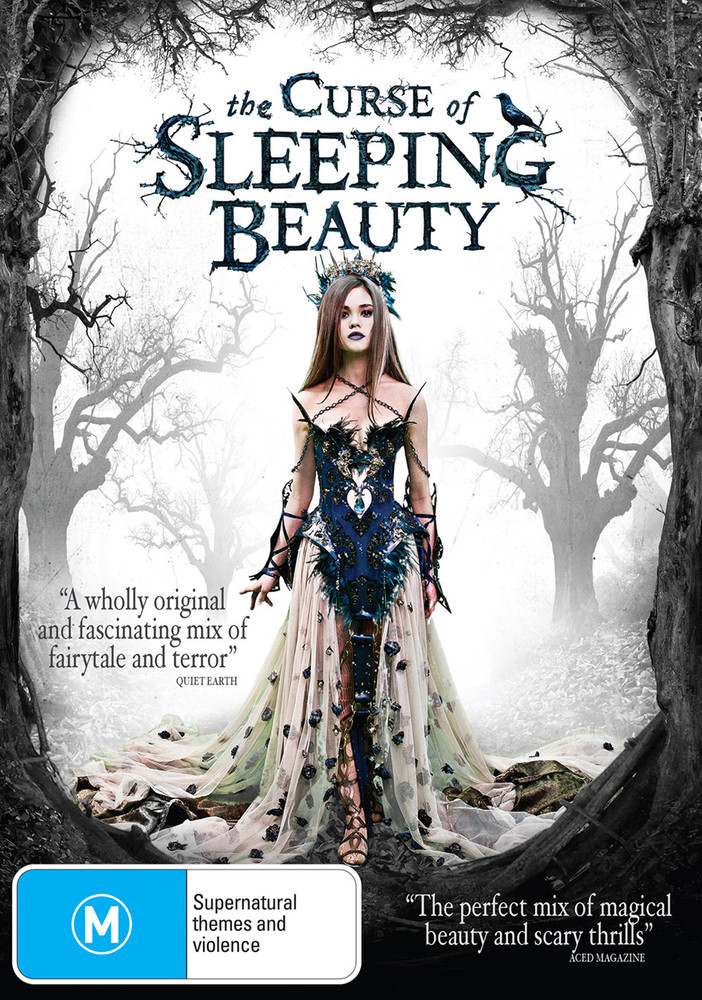 The Curse Of Sleeping Beauty on DVD image