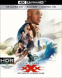 xXx: The Return Of Xander Cage (4K UHD + Blu-ray) DVD