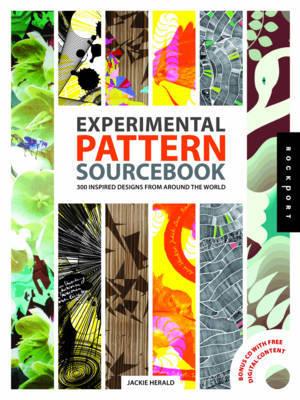 Experimental Pattern Sourcebook by Jackie Herald image