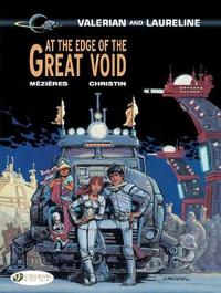 At the Edge of the Great Void by Pierre Christin