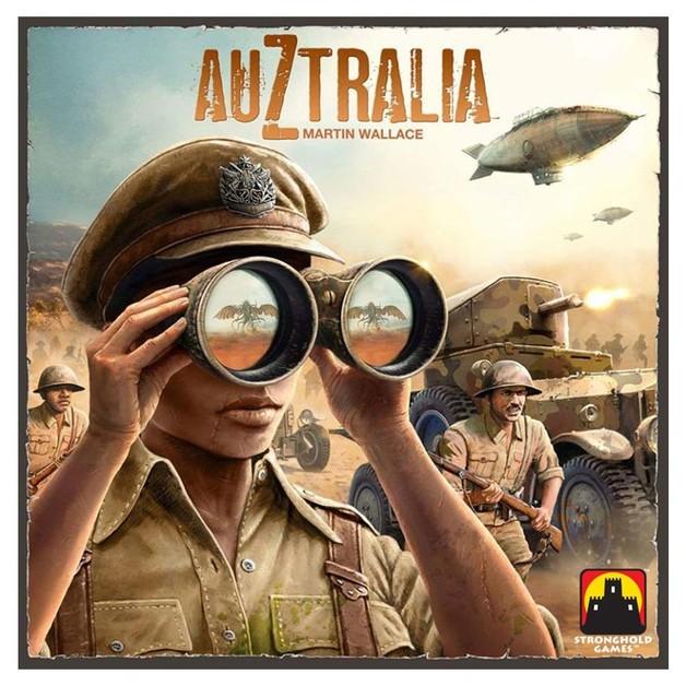 AuZtralia - Board Game