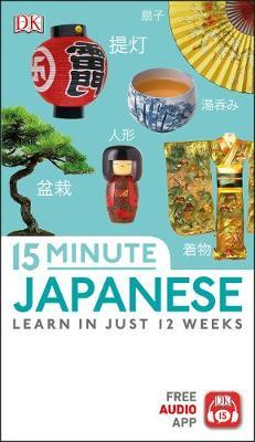 15-Minute Japanese by DK